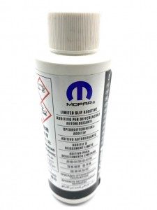 Mopar do szpery 120ML dodatek do tylnego mostu